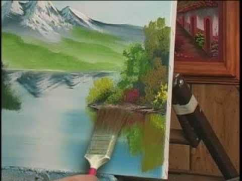 Darrell Crow: Painting Shoreline Reflections (Pt 8/19 How To Paint Water Series)