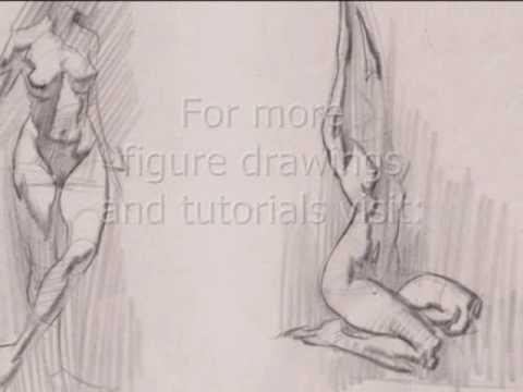 Chris Legaspi: Quick Figure Sketch And How To Construct The Limbs