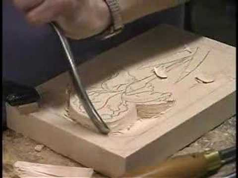 Spirit Williams: How To Carve A Flower Into Bass Wood
