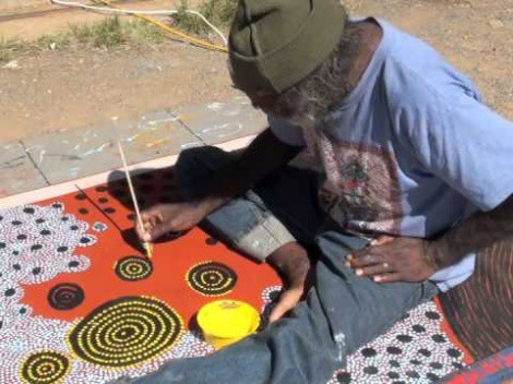 Aboriginal Art By William Sandy