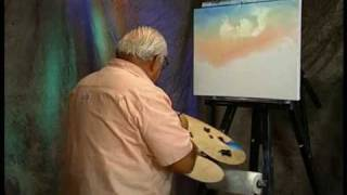 Bill Alexander: Step By Step Oil Painting Lesson Of Holiday Mountain