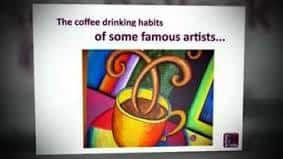Coffee Drinking Habits of Famous Artists