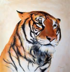 Learn To Paint A Tiger In Acrylic