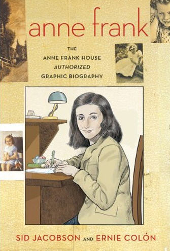 Anne Frank – The Graphic Biography