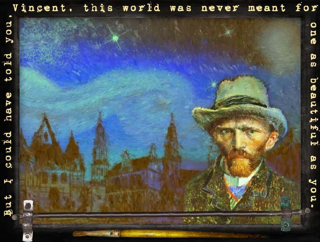 Don Mclean & Vincent's Van Gogh's Starry Starry Night