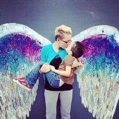 Colette Miller – The Global Angel Wings Project