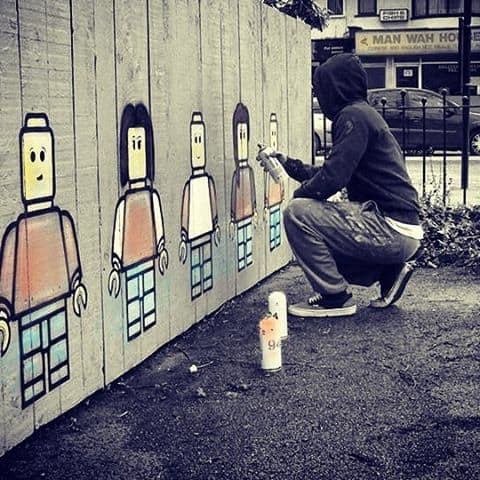 """Buber Nebz"" Graffiti Art (Featured Artist)"